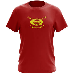 100% Cotton Bay Area Rowing Club Men's Team Spirit T-Shirt