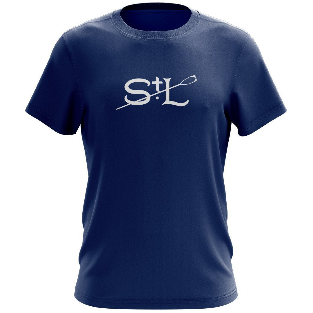 100% Cotton St Louis Rowing Club Men's Team Spirit T-Shirt