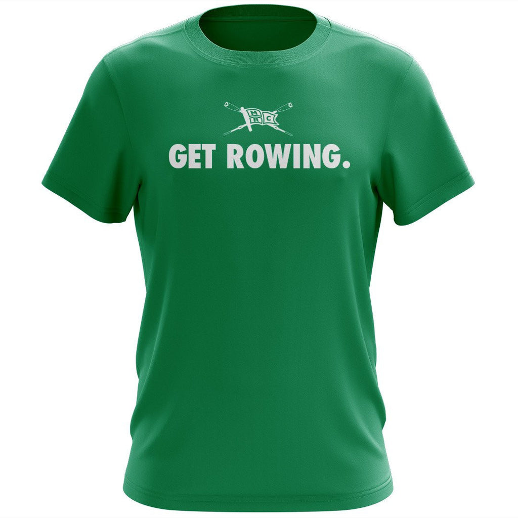 100% Cotton Minneapolis Rowing Club Men's Team Spirit T-Shirt
