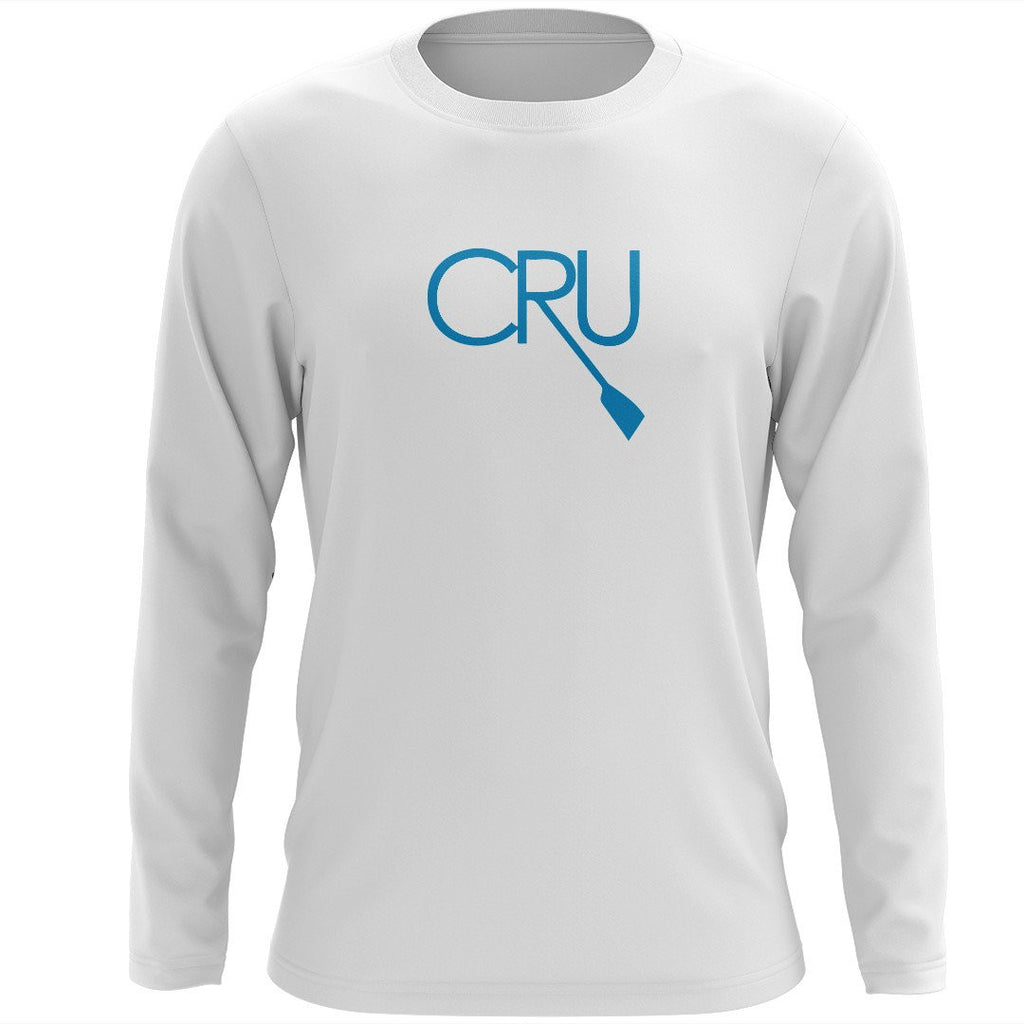 Custom Chicago Rowing Union Long Sleeve Cotton T-Shirt