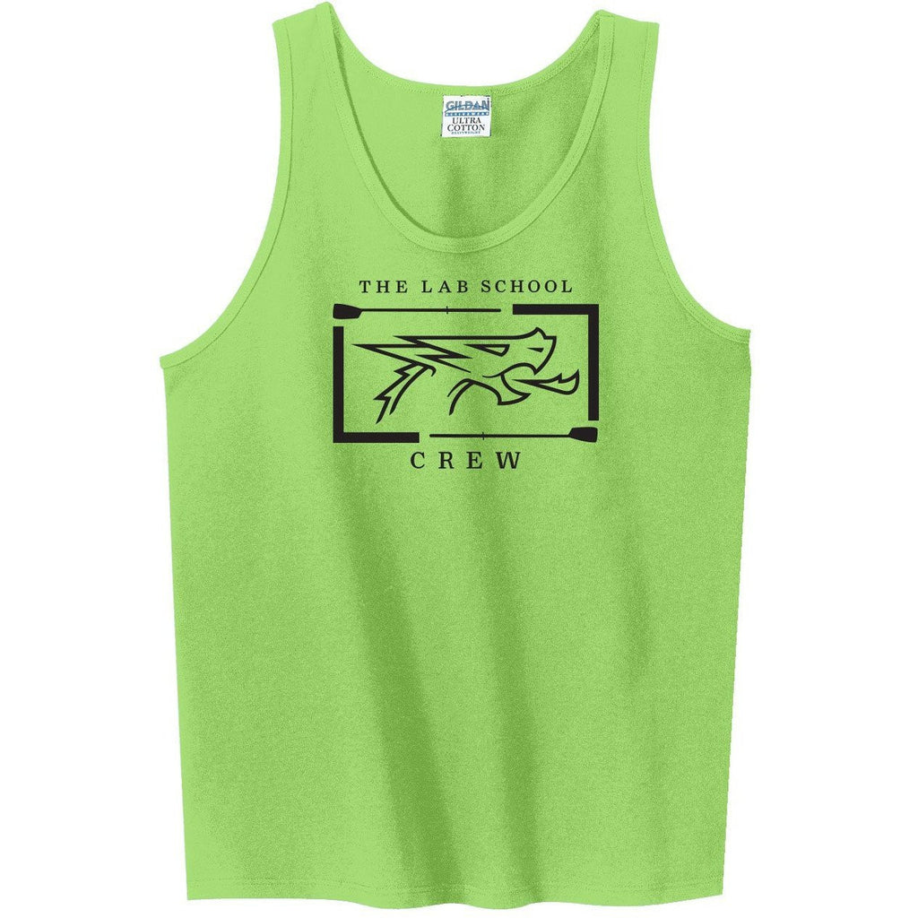 100% Cotton The Lab School Rowing Tank Top