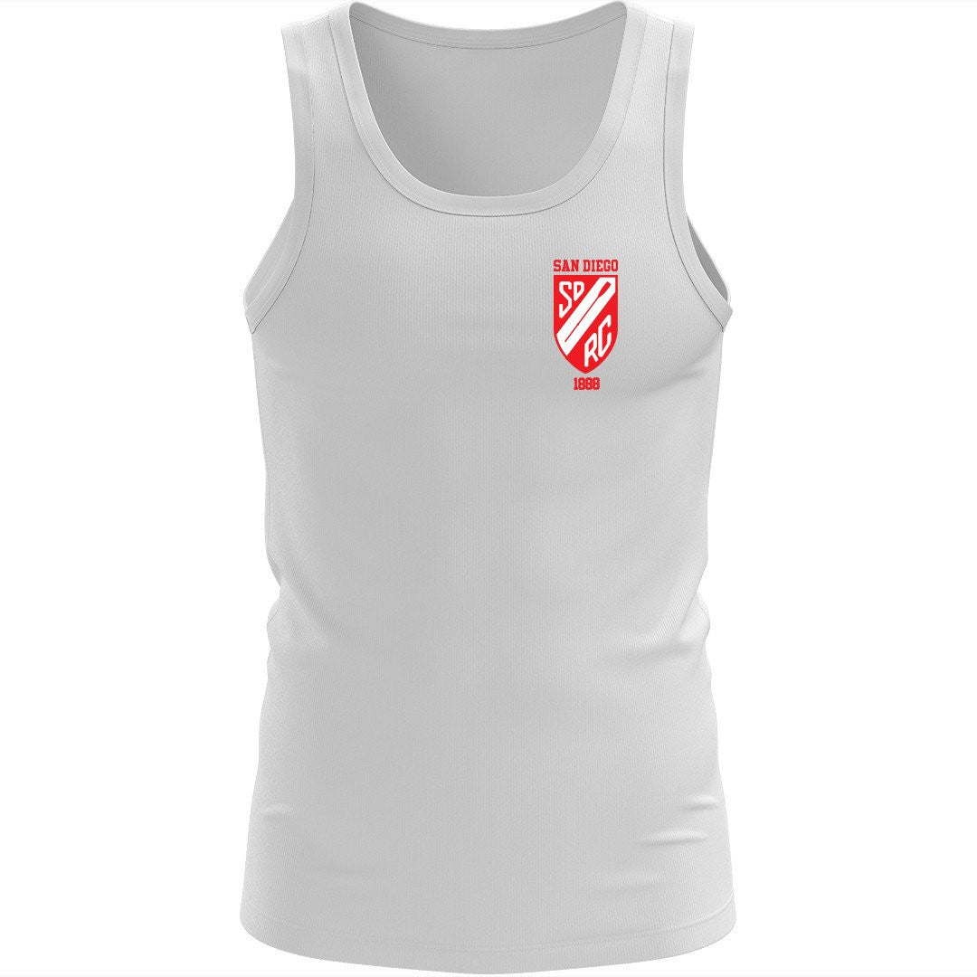 San Diego Rowing Club Juniors Cotton Tank