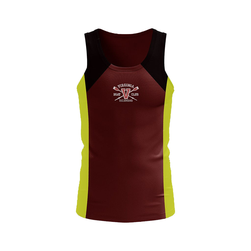 Virginia Boat Club Women's Traditional Tank Style #1