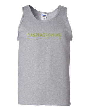 Casitas Rowing 100% Ribbed Cotton Tank