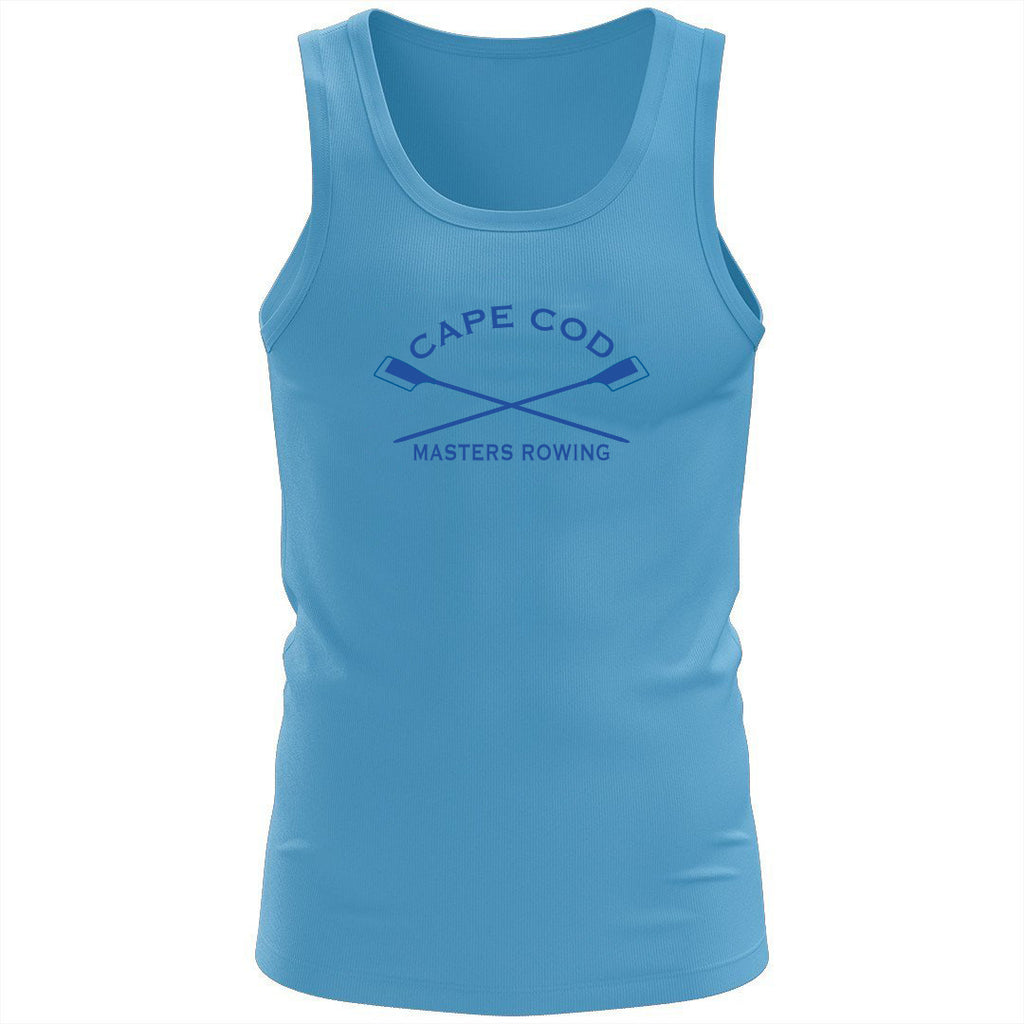 100% Cotton Cape Cod Masters Rowing Tank Top