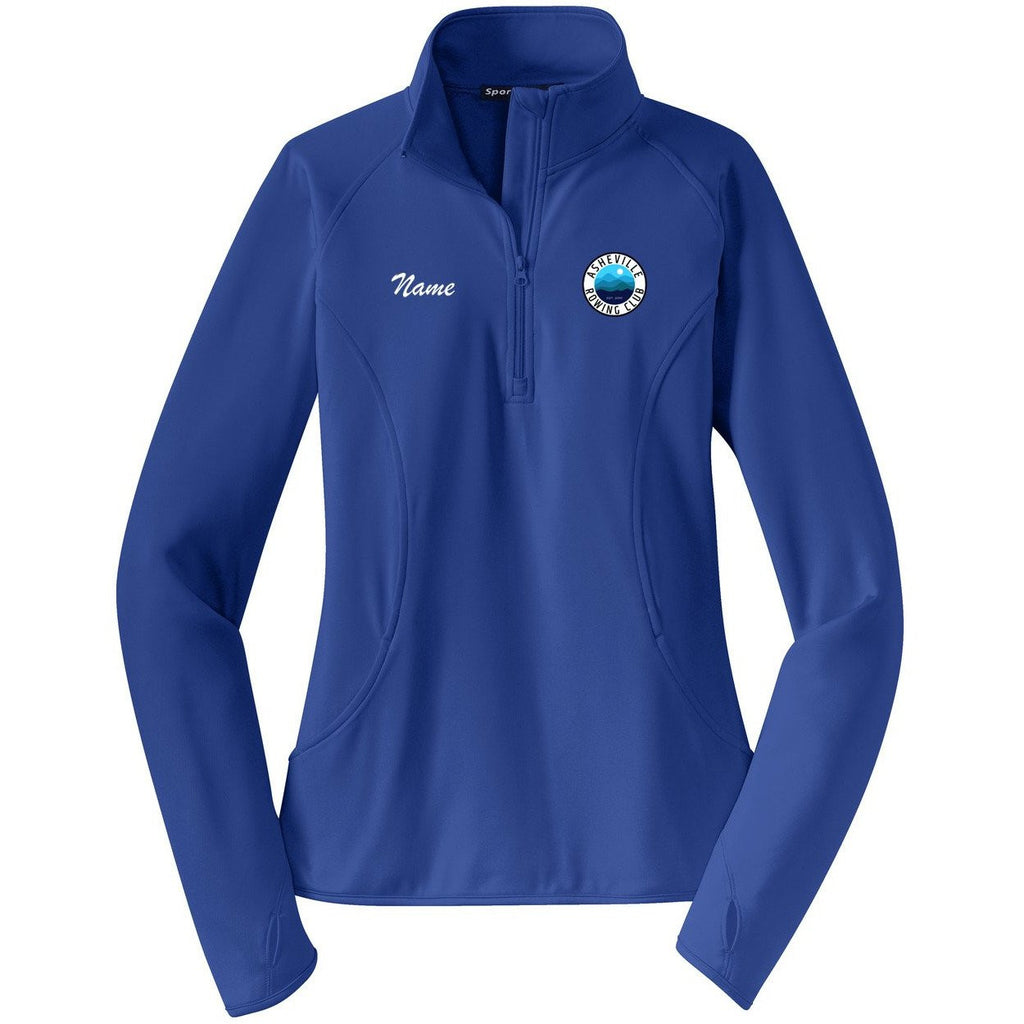 Asheville Rowing Club Ladies Pullover w/ Thumbhole