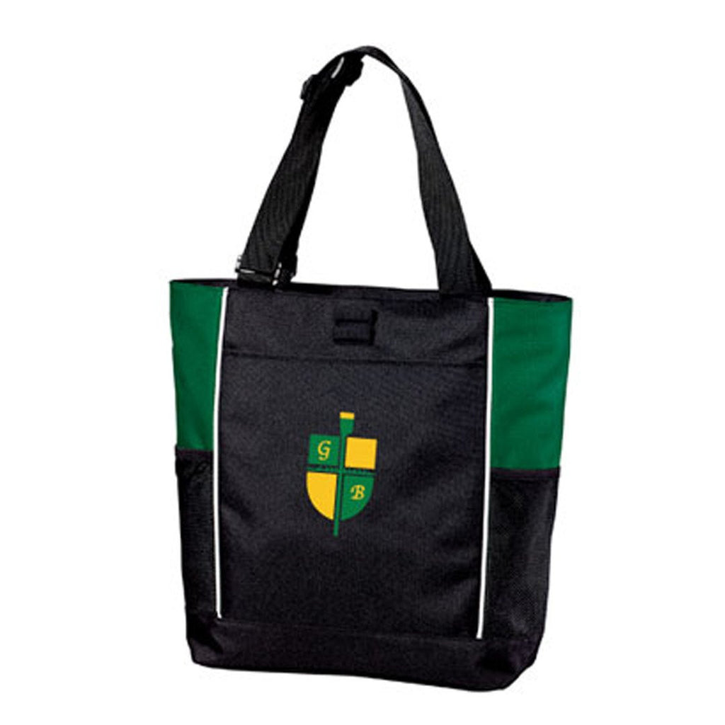 Great Bridge Crew forest /black tote - Shield
