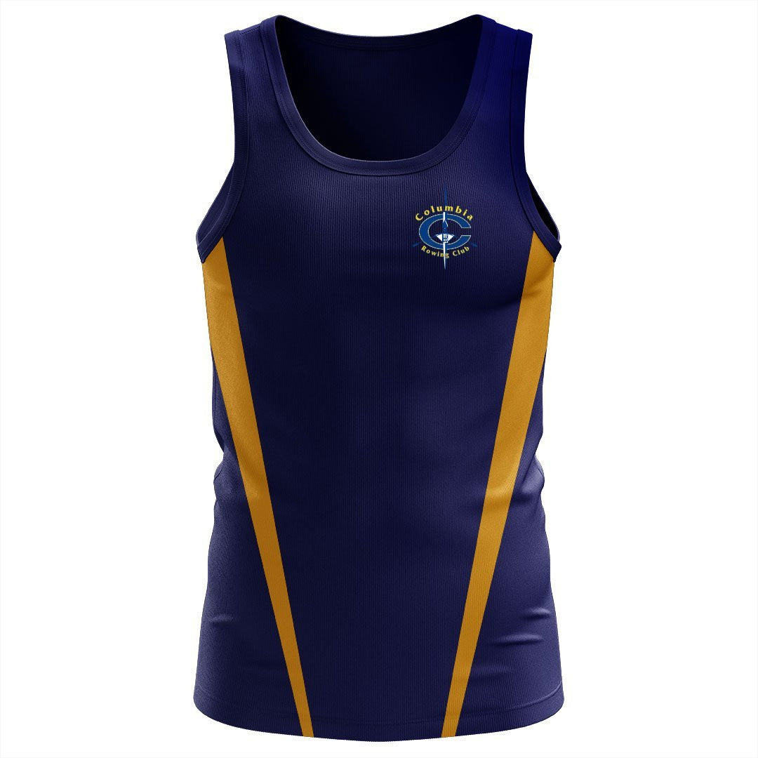 Columbia Rowing Club Men's Traditional Drytex Tank