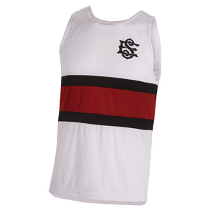 Crystal Lake Rowing Club Junior Team Nylon/Fleece Vest