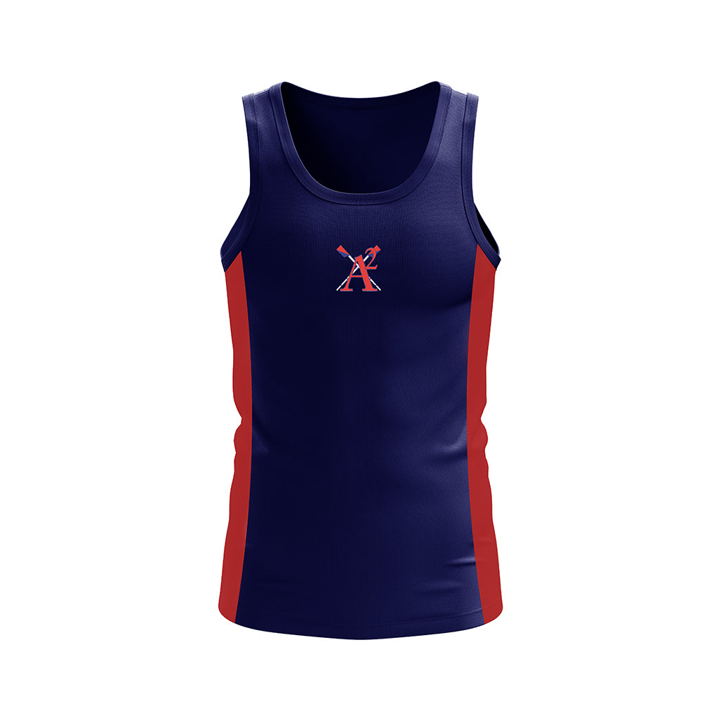 Ann Arbor Rowing Club Men's Traditional Dryflex Spandex Tank