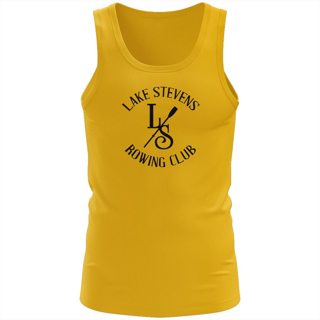 100% Cotton Lake Stevens Rowing Club Tank Top