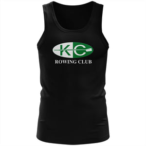 100% Cotton Kansas City Rowing Club Tank Top