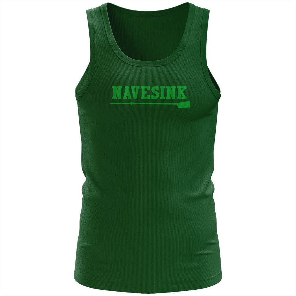 100% Cotton Navesink River Rowing Tank Top