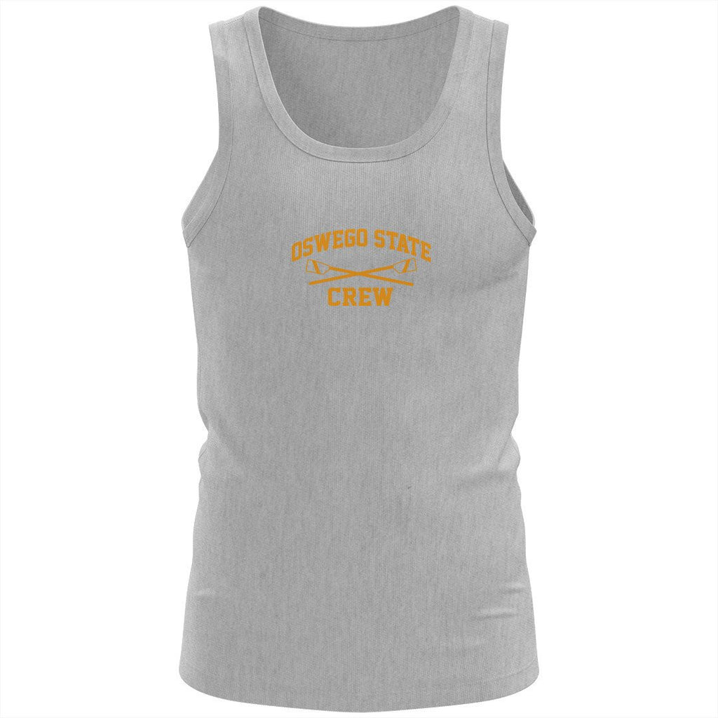 100% Cotton Oswego State Crew Tank Top