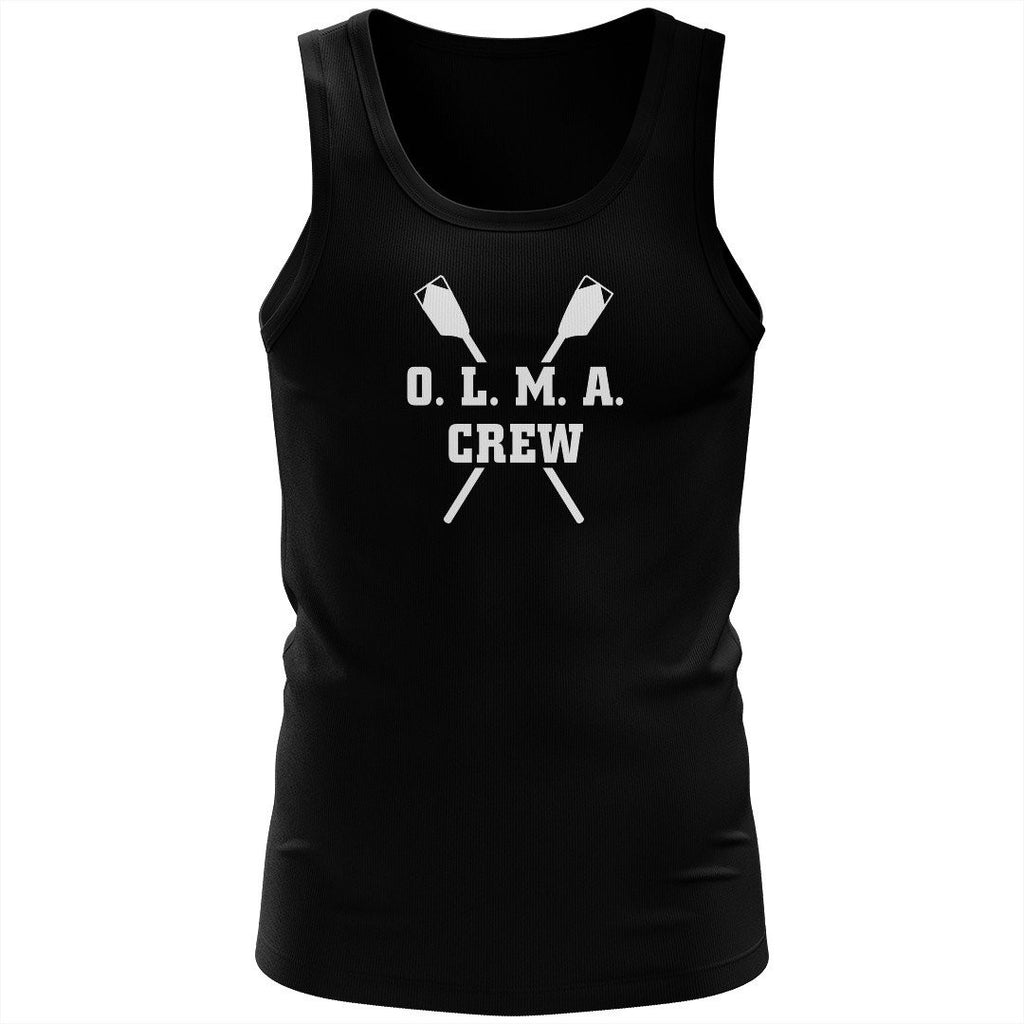 100% Cotton OLMA Rowing Gear Tank Top