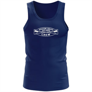 100% Cotton Hilton Head Island Crew Tank Top