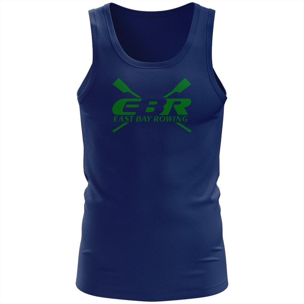 100% Cotton East Bay Rowing Tank Top