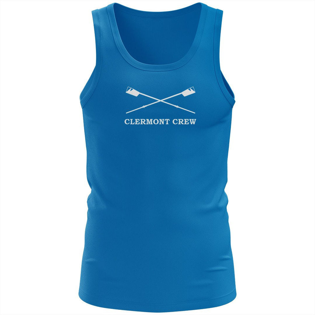 100% Cotton Clermont Crew Tank Top