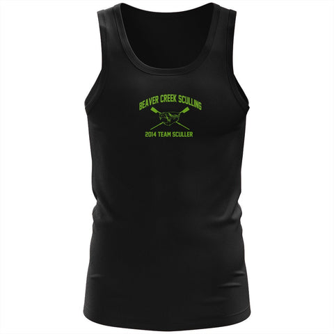 100% Cotton Beaver Creek Sculling Tank Top