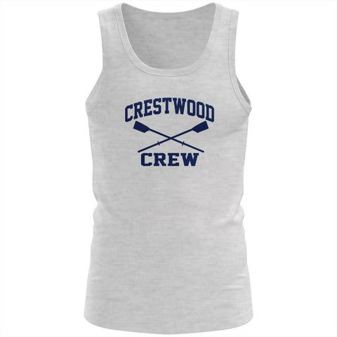 100% Cotton Crestwood Crew Tank Top