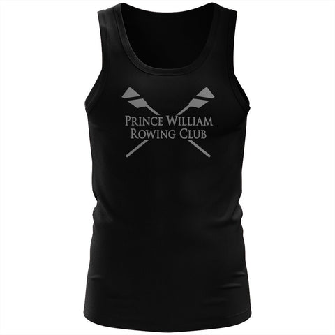 100% Cotton Prince William Rowing Club Tank Top