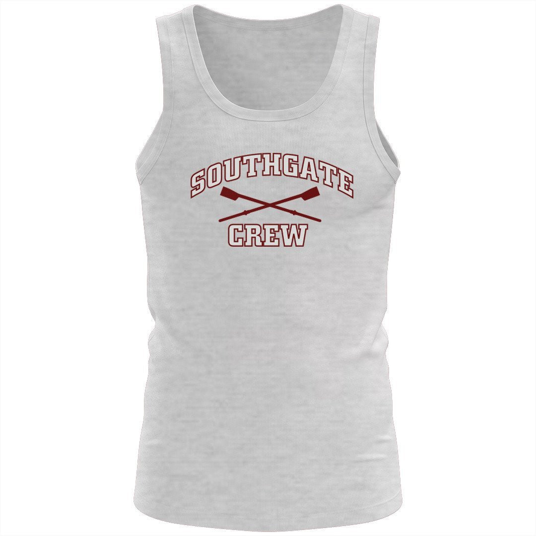 Crystal Lake Rowing Club Junior Men's Traditional Drytex Tank