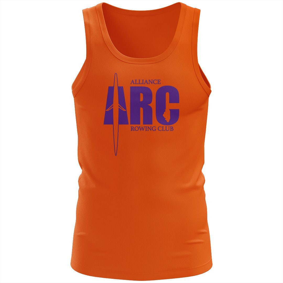 100% Cotton Alliance Rowing Club Tank Top
