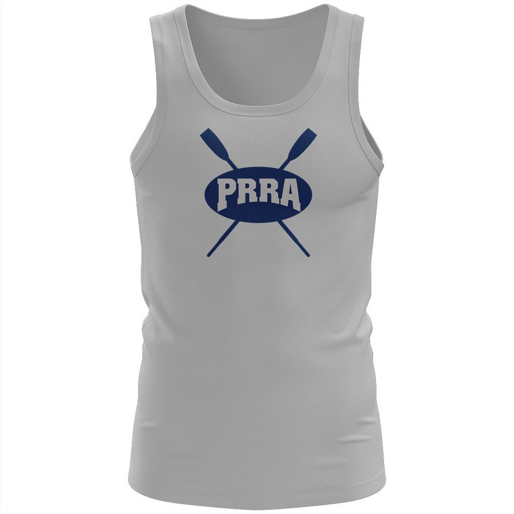 100% Cotton Passaic River Rowing Association Tank Top