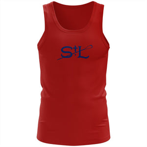 100% Cotton St Louis Rowing Club Tank Top