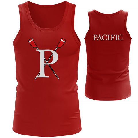 100% Cotton Pacific Rowing Tank Top