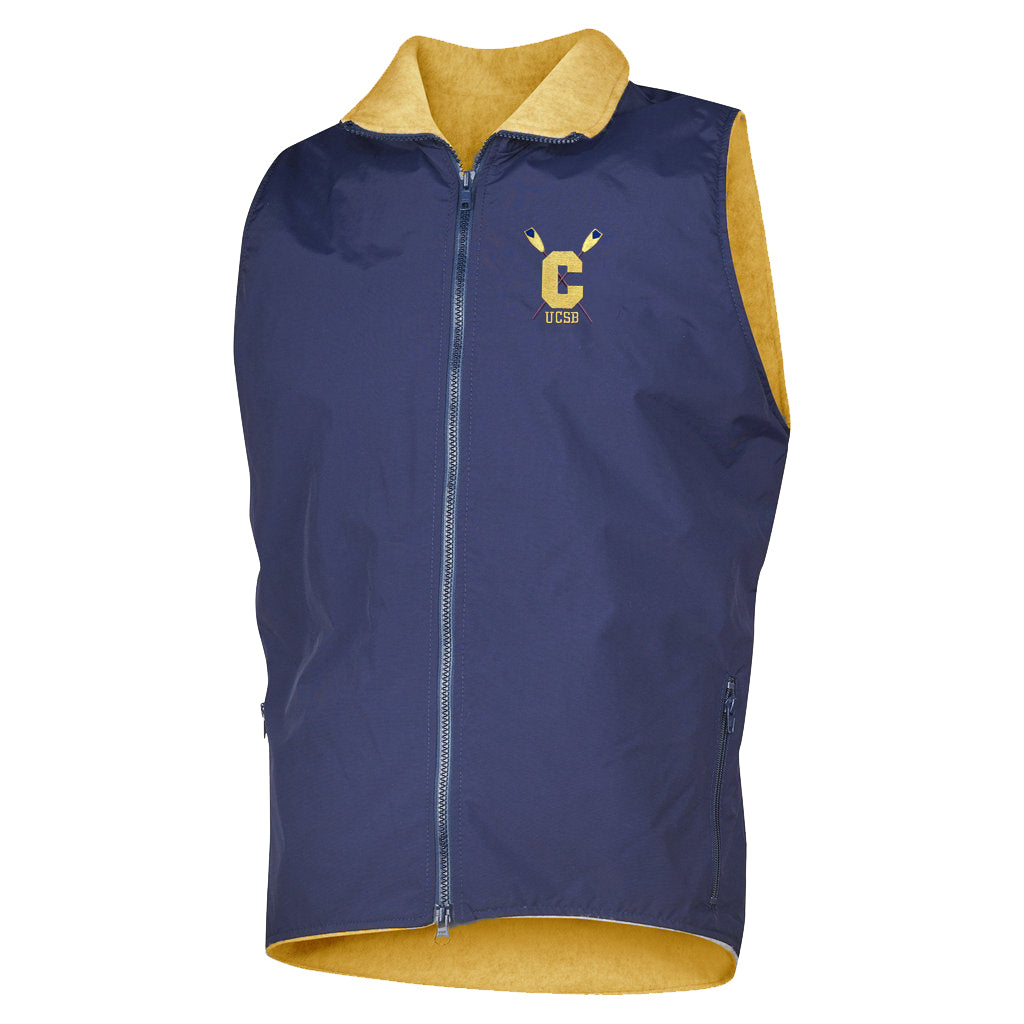 UCSB Team Nylon/Fleece Vest