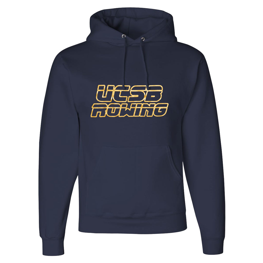 50/50 Hooded UCSB Pullover Sweatshirt