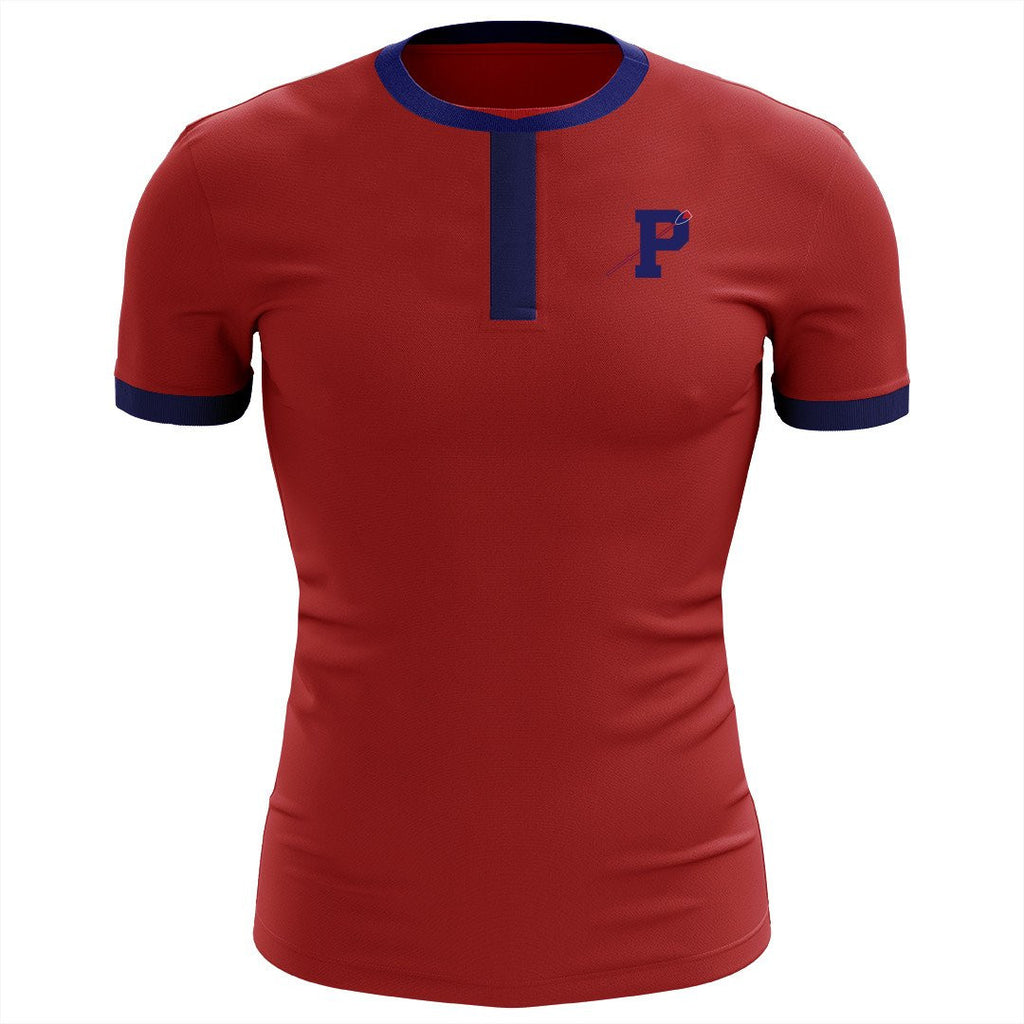 Penn Rowing Uniform Henley Shirt