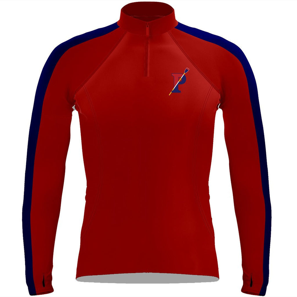 Long Sleeve Penn Rowing Warm-Up Shirt