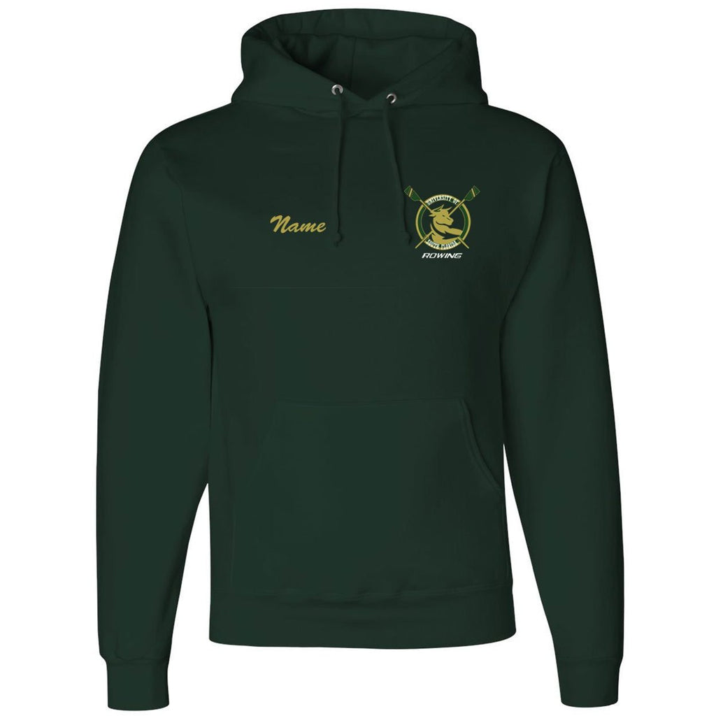50/50 Hooded University of Southern Florida Pullover Sweatshirt