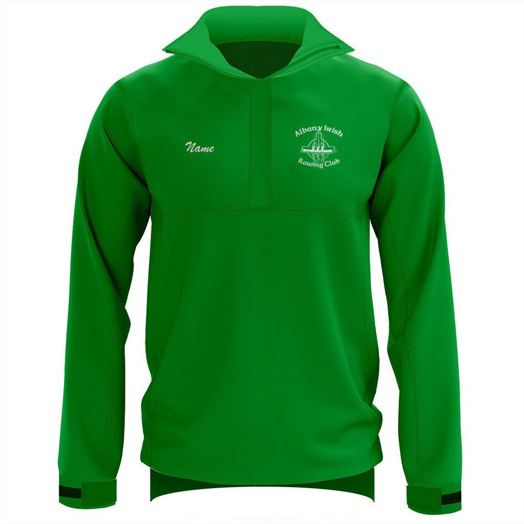 Albany Irish Rowing Club Hydrotex Ultra Splash Jacket