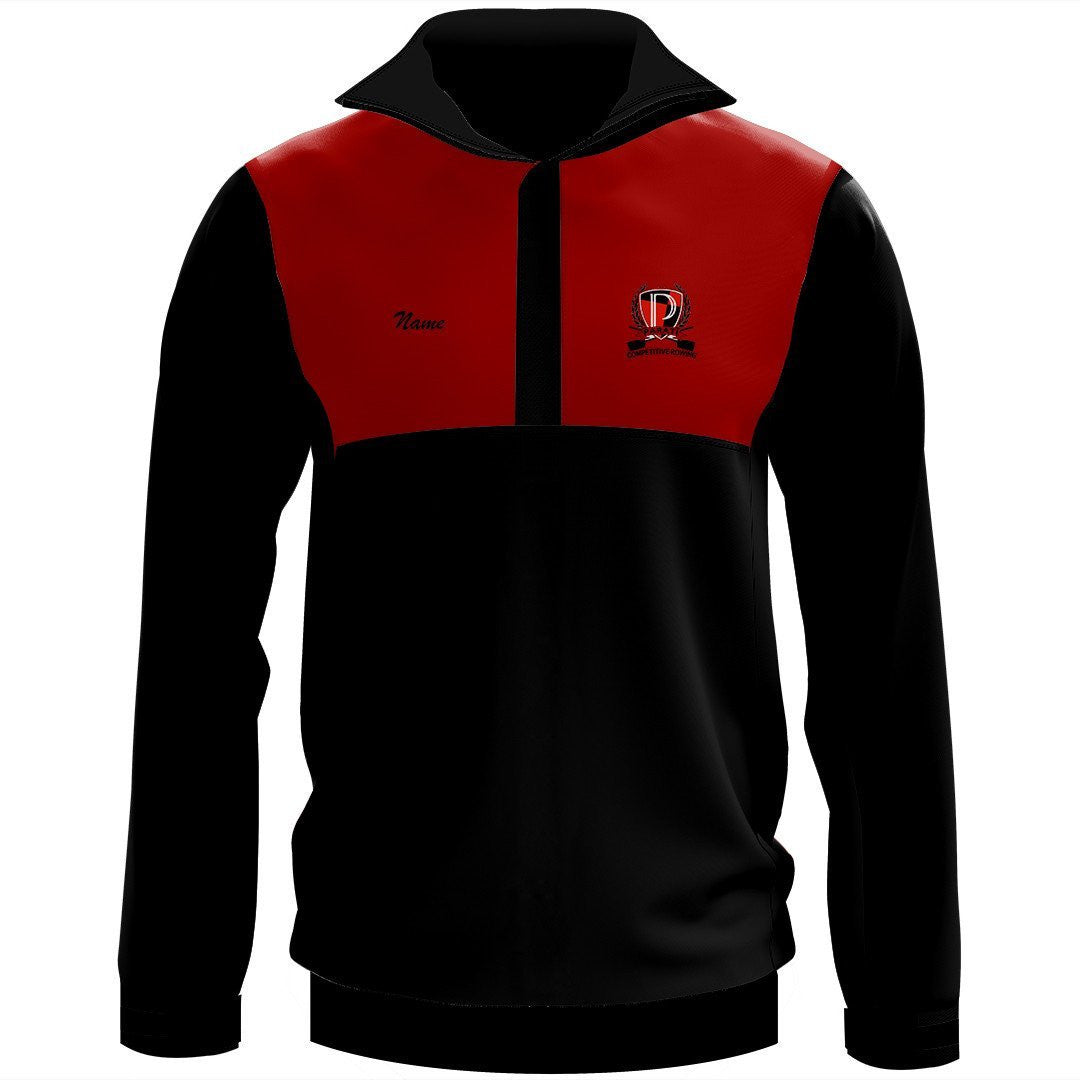 Full Length  River City Rowing Club  Parka