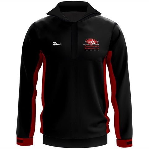 Des Moines Rowing Club  HydroTex Elite Jacket