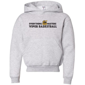 50/50 Hooded Vista Magnet Middle School Pullover Sweatshirt - YOUTH