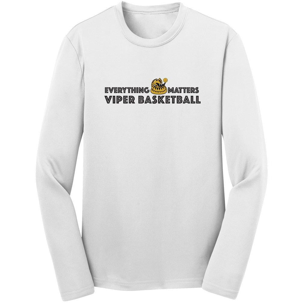 Vista Magnet Middle School Long Sleeve Performance Shirt - YOUTH