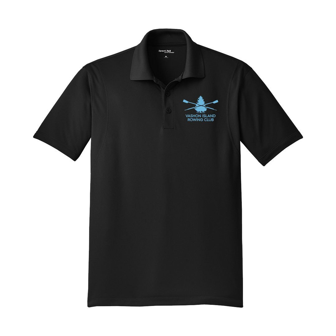 Vashon Crew Embroidered Performance Men's Polo