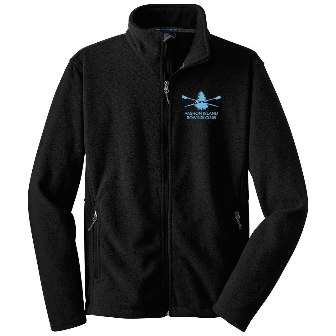 Full Zip Vashon Crew Fleece Pullover