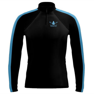 Long Sleeve Vashon Crew 1/4 Zip Warm-Up Shirt