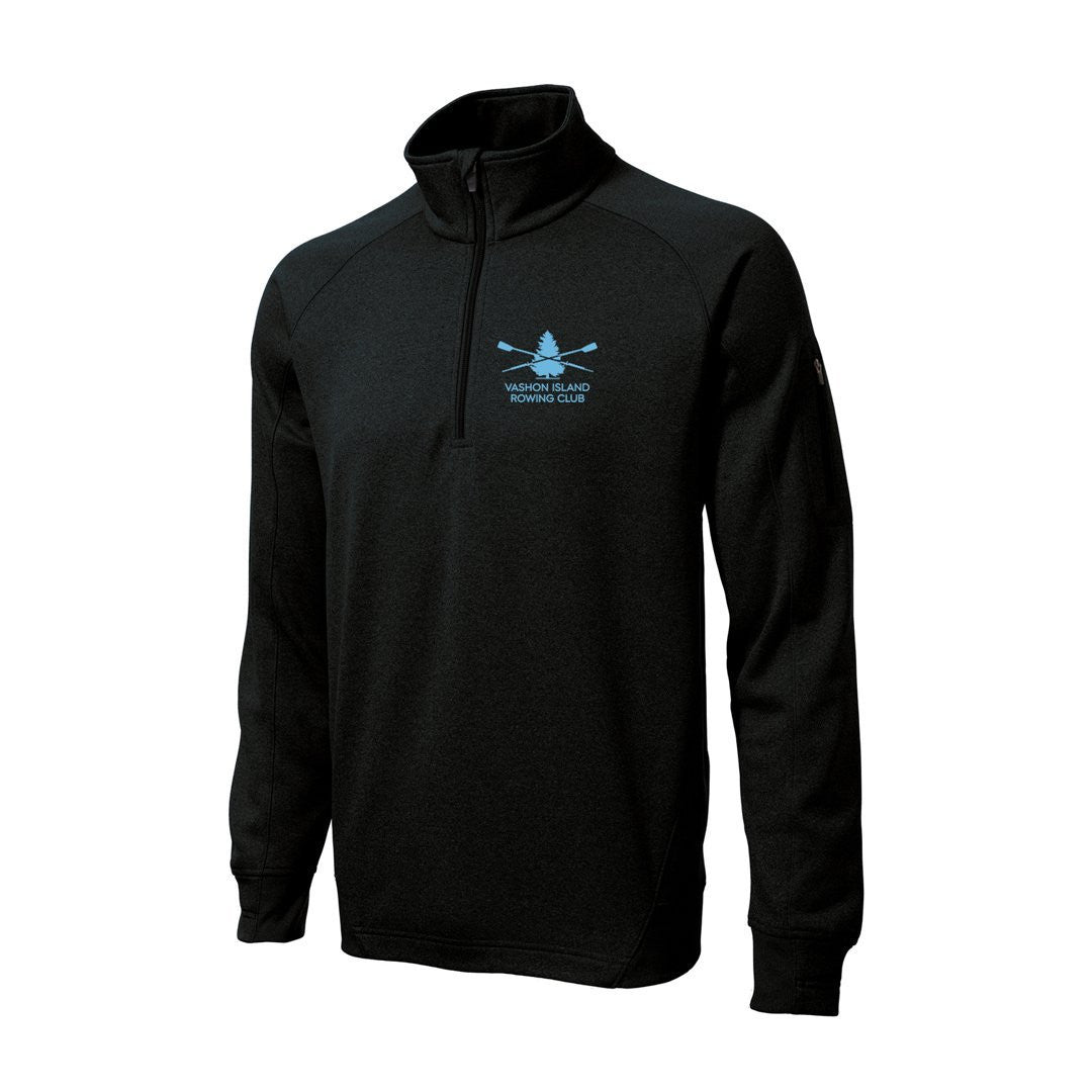 Vashon Crew Mens Performance Pullover