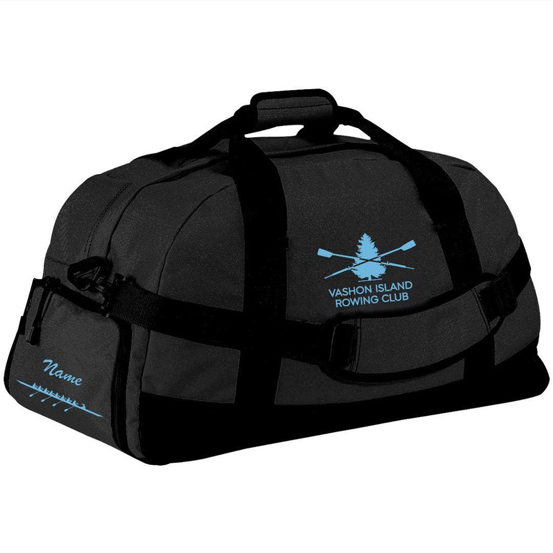Vashon Crew Team Race Day Duffel Bag