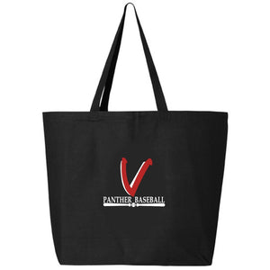 VHS Baseball Tote Bag