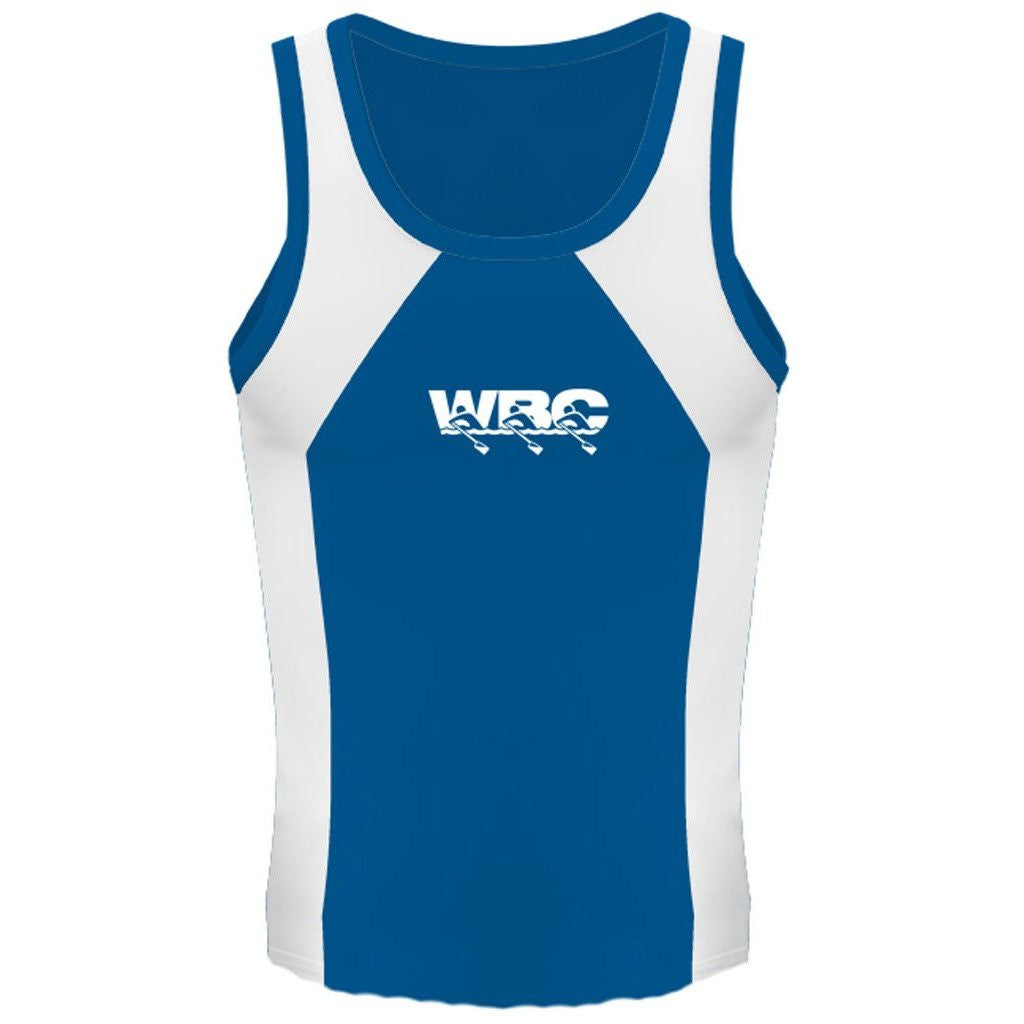 Williamsburg Boat Club Men's Dryflex Spandex Tank