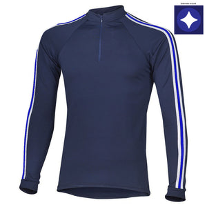 Long Sleeve Lake Purdy Rowing Warm-Up Shirt