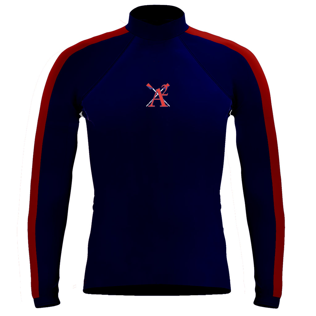 Long Sleeve Ann Arbor Rowing Club Warm-Up Shirt