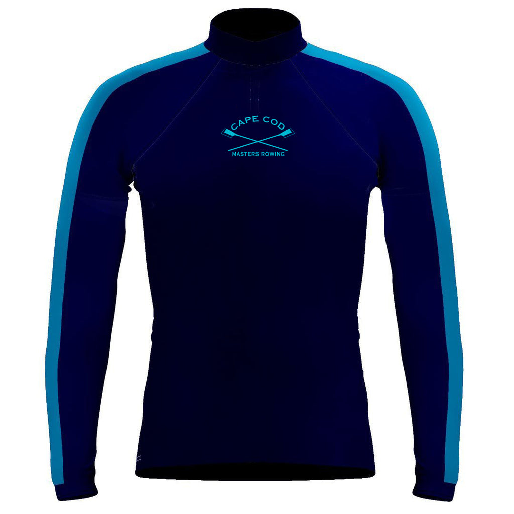 Long Sleeve Cape Cod Masters Rowing Warm-Up Shirt